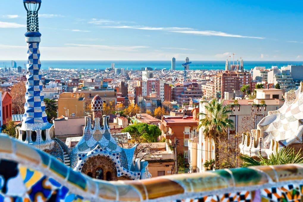 Красивые города Испании