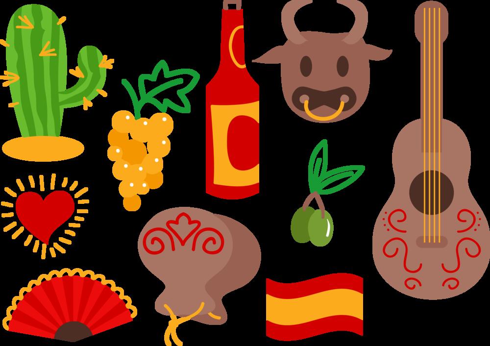 Символы Испании